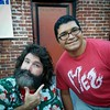 The Hardcore Legend Mick Foley and yours truly --photo by @loren_engo