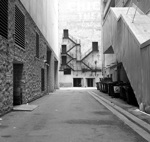 "Image titled ""Alley, Chicago."""