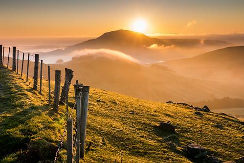 morning cloud sunrise otago dunedin otagopeninsula mtcharles
