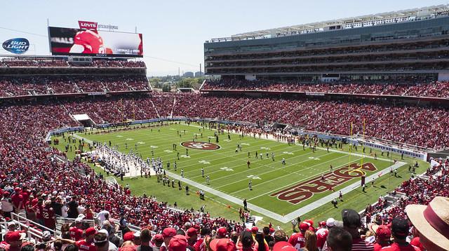 Levi's stadium opening