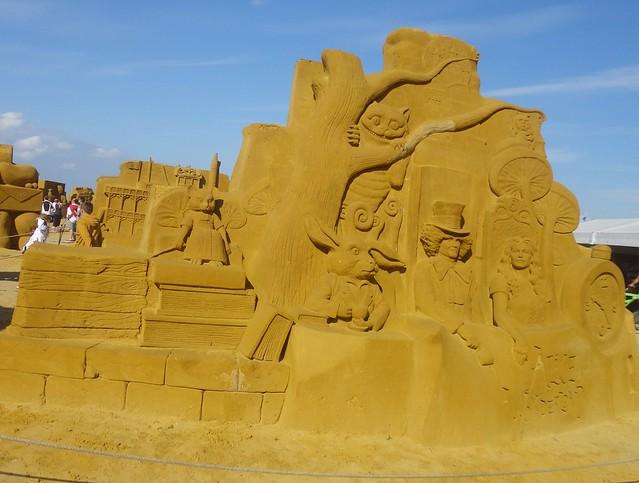 Sculpures sur sable Disney - News Touquet p.1 ! 14953779291_6fd9503d91_z