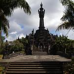 Alun Alun Puputan in Denpasar, Bali