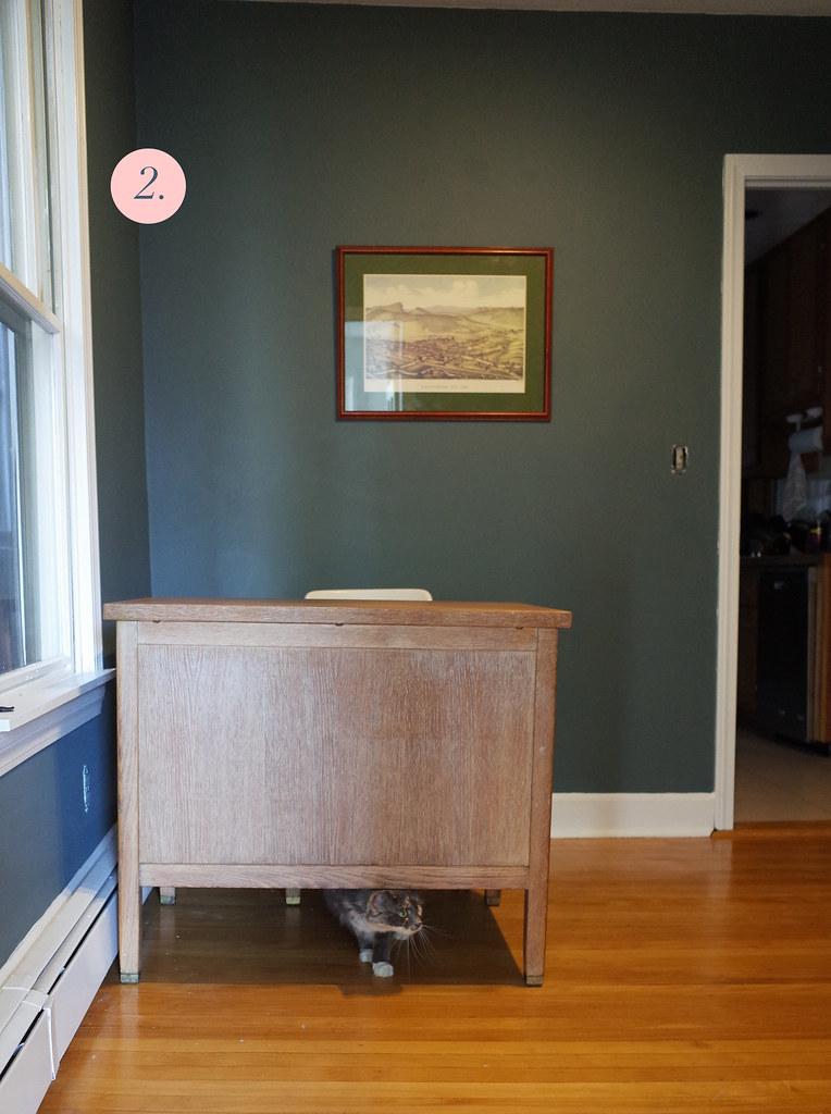 Desk Position 2