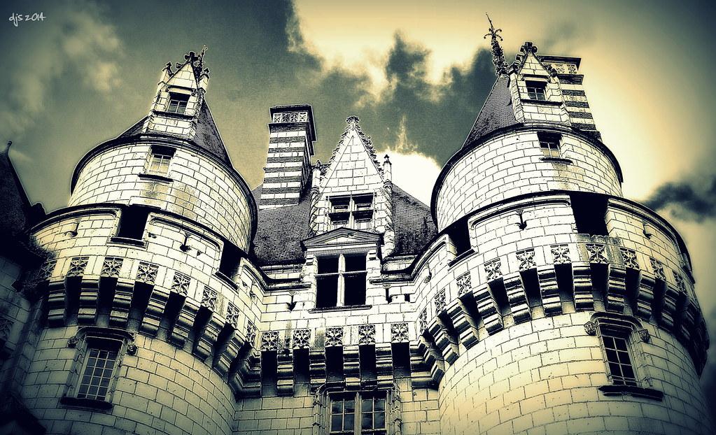 Chateau De La Villaumaire Centre Val De Loire France