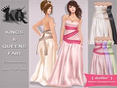 { dollle* } Exclusive @ Kings & Queens Fair