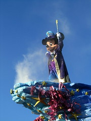 Mickey in the Parade