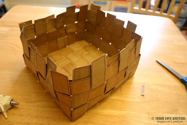 Paper Bag Basket (28)