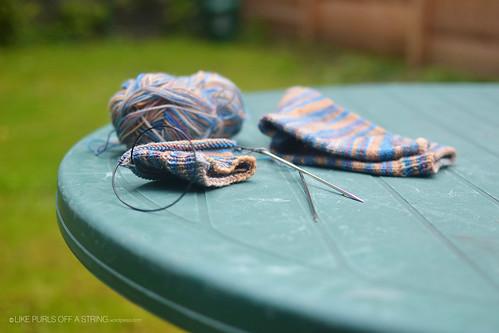 WIP: Socks