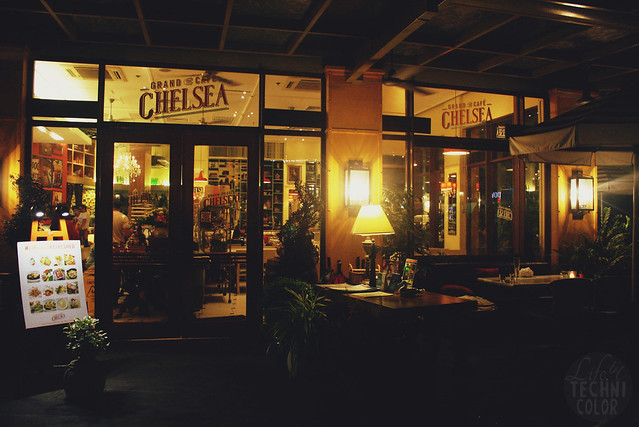Chelsea Grand Cafe