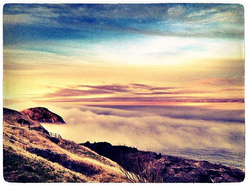 fog newfoundland iphone4s snapseed
