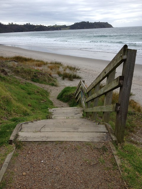 To the beach | Waiheke Island