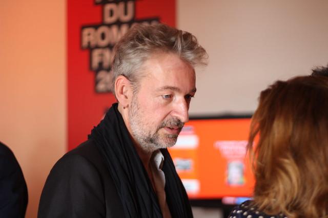 Eric Reinhardt - Prix du Roman Fnac 2014