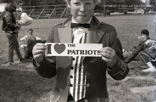 Tri-X Files 84_23.06: I <3 The Patriots