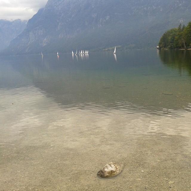 Hurmaava Bohinj-järvi