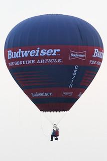 G-BZIH - Budweiser
