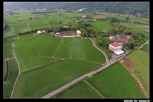 從空中俯瞰璞玉計畫區。圖片來源:munch