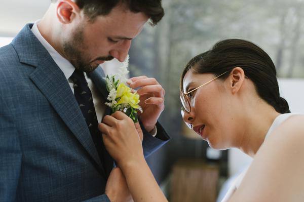 Celine Kim Photography intimate High Park Parkdale restaurant wedding Toronto wedding EM-5