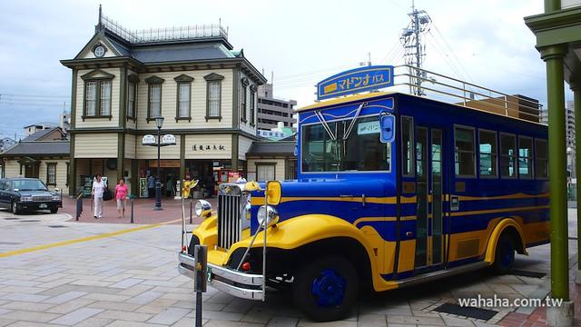 伊予鉄道、道後温泉駅