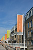 Finsbury Grange residential development in Seven Sisters Road, Finsbury Park, London, UK