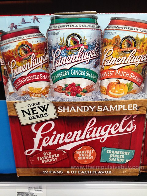 Old Fashioned Shandy Leinenkugel
