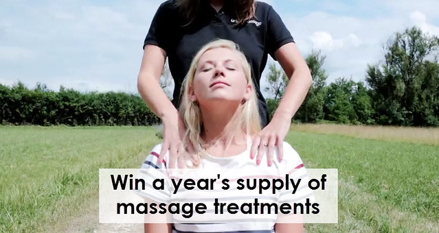 Refer A Friend Competition Image - Urban Massage