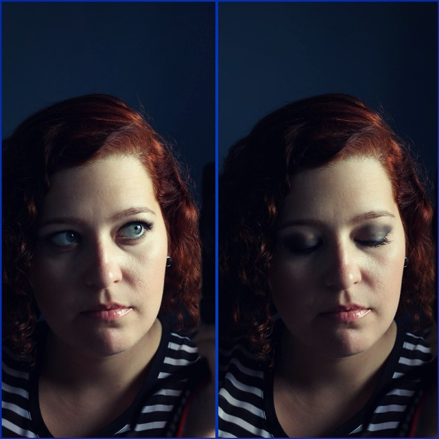 Последняя из этой серии, обещаю! #face #fotd #makeup #browup @browup #smokyeyes #evening #makeup