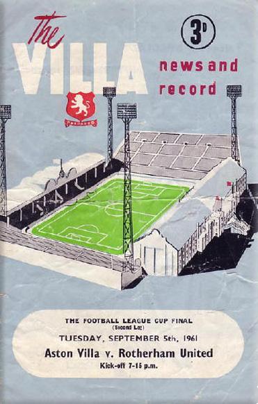 league cup final 1961