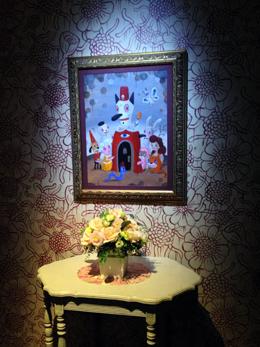 Gary Baseman Solo Exhibition - MOCATaipei
