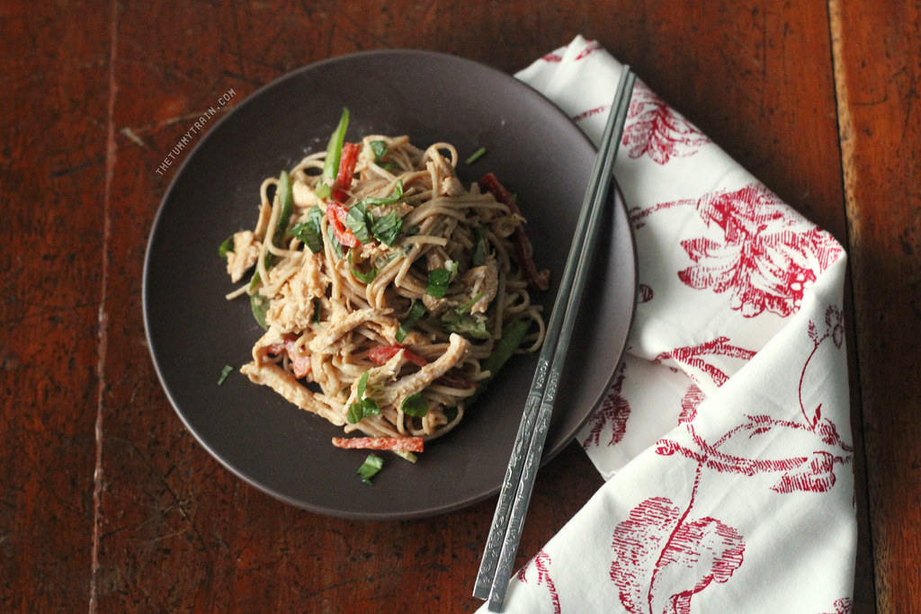 15224743976 642c8bb916 b - This 20-Minute Spicy Peanut and Chicken Soba is the bomb