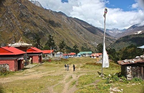 welcome to Tengboche