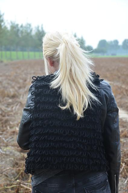 wood & wooly waistcoat