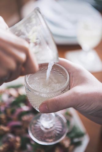 Bebida de Pepino, Gengibre e Limão