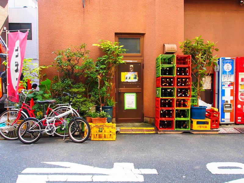 When I walked around Asakusa: Beverage Store