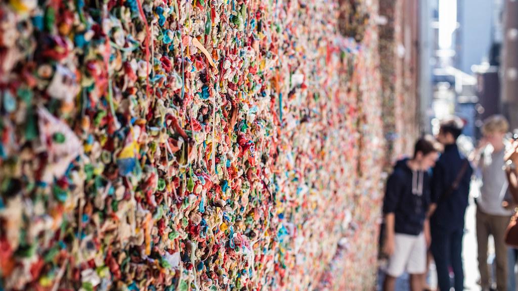Gum Wall - IMG_0584