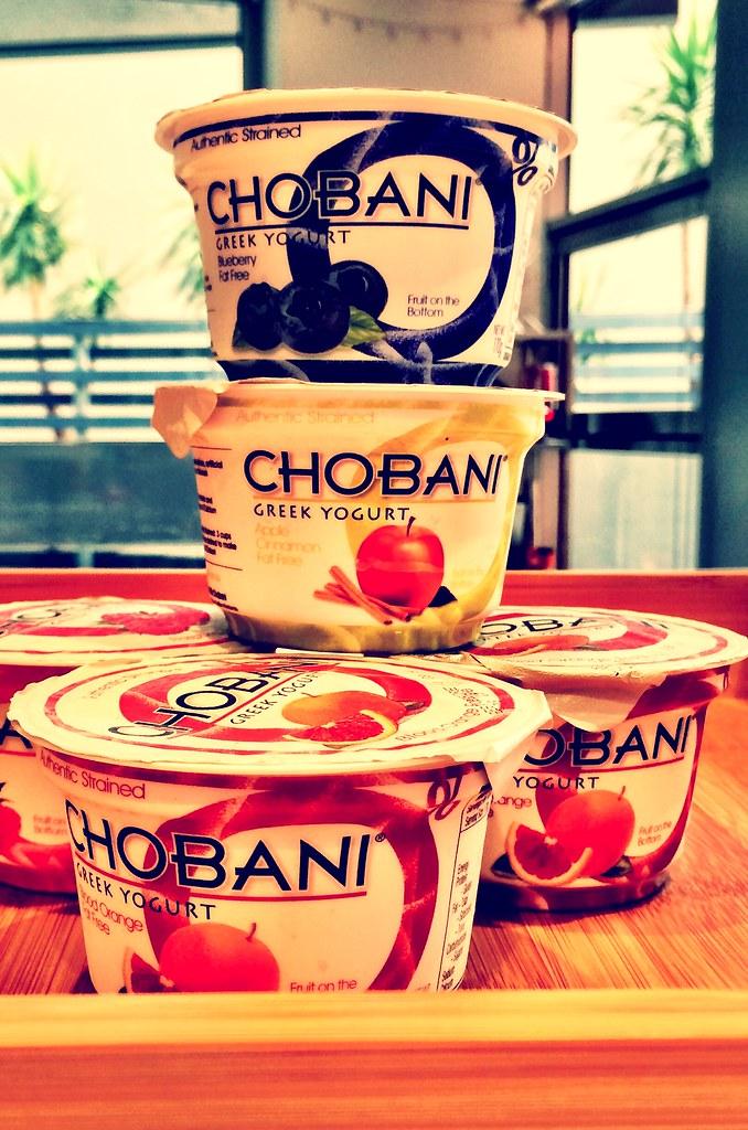 My blog friends Chobani - A Q&A post.
