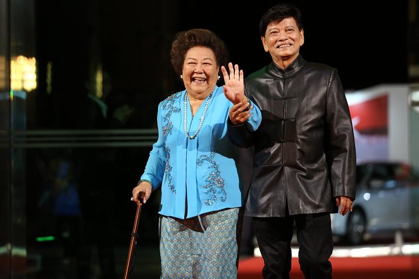 L-R Datuk Lai Meng & Cheng Kam Cheong