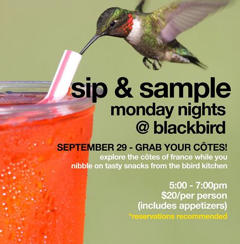 grab your cotes wine tasting 9/29