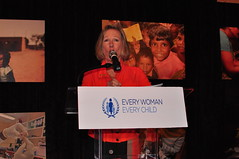 Every Woman Every Child Reception to kick-off #MDG456Live