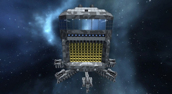 Space Engineers New Mods Include Automated Mining Vessel Tank Treads One Angry Gamer