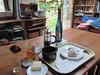 plateau de petit déjeuner cuisine