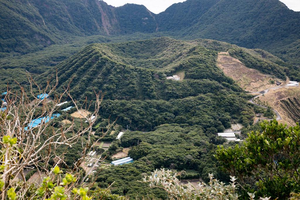 尾山展望公園 青ヶ島 取材 #tamashima #aogashima