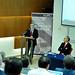Sergio Hernández, vicepresidente Ejecutivo de Cochilco, presentó el informe en una actividad realizada en la Universidad Adolfo Ibáñez.