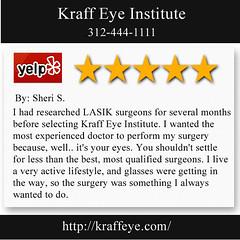 Best Lasik Chicago - Kraff Eye Institute (312) 444-1111