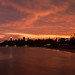 A decent sunset