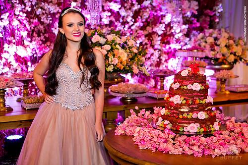 Fotos do evento 15 anos - Maria Eduarda Sanhudo em Buffet