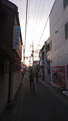 奈良   在山裡的矮矮的奈良