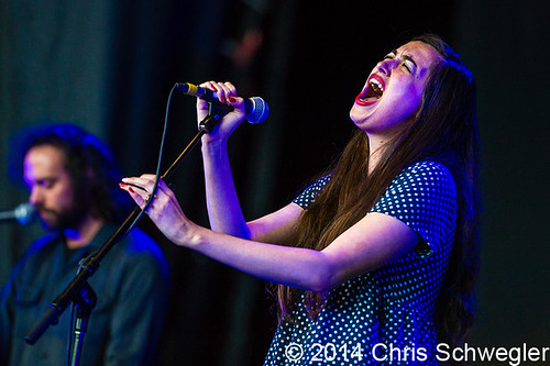Cults - 06-06-14 - Meadow Brook Music Festival, Rochester Hills, MI