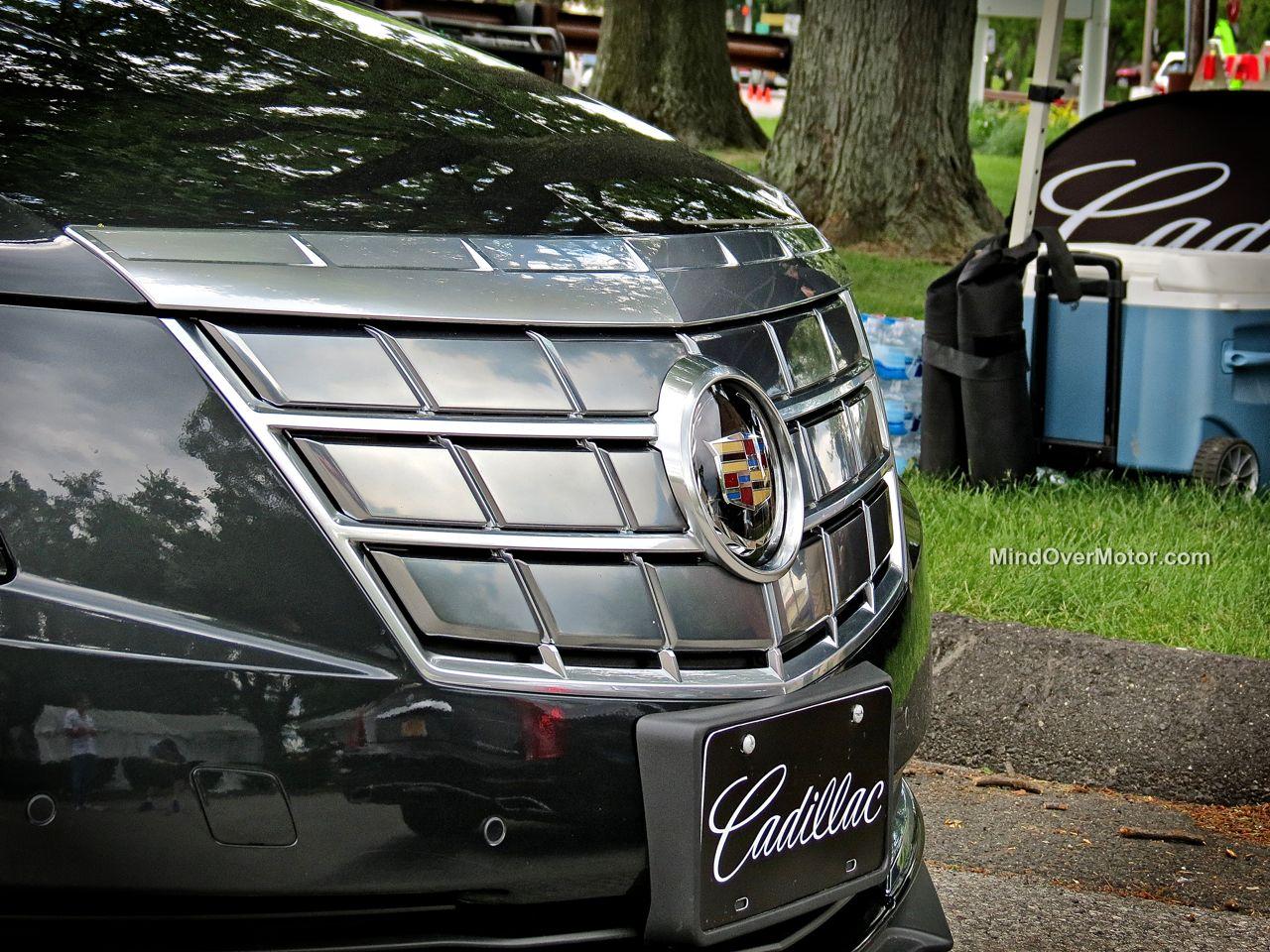 Cadillac ELR Grill