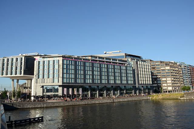 Hotel Centraal Station Amsterdam