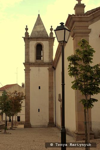 53 - провинция Португалии - маленькие города, посёлки, деревушки округа Каштелу Бранку